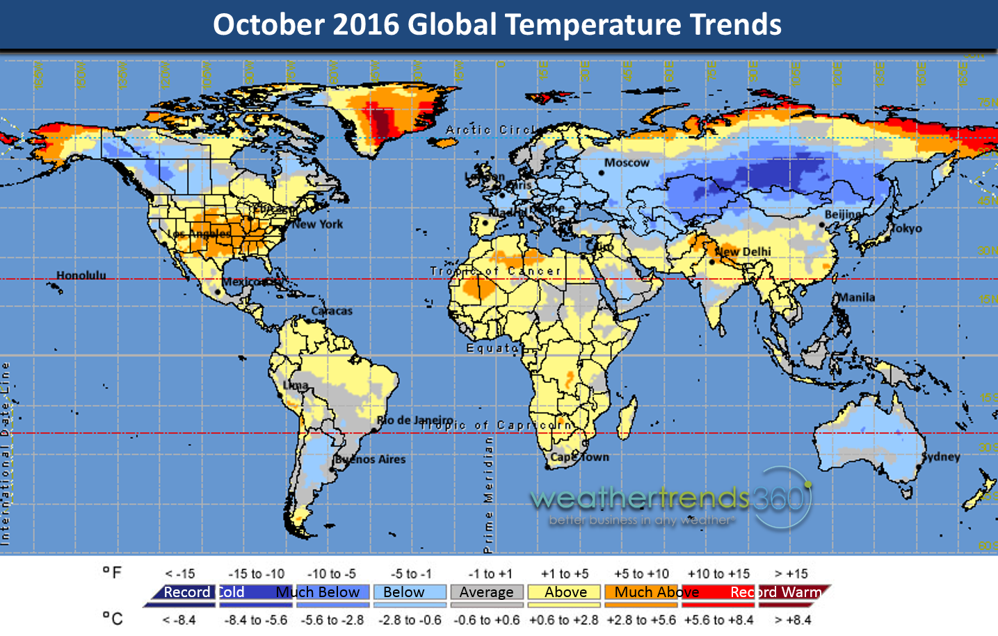 Star Date 28 October 2016 Friday - Blog - weathertrends360